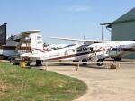 まいけるさんが、ドンムアン空港で撮影したタイ王国国家警察庁の航空フォト(写真)