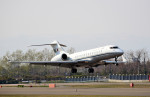 Dojalanaさんが、函館空港で撮影した国土交通省 航空局 BD-700-1A10 Global Expressの航空フォト(飛行機 写真・画像)