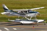 B14A3062Kさんが、鳥取空港で撮影した日本個人所有 T206H Turbo Stationairの航空フォト(飛行機 写真・画像)