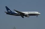 北の熊さんが、新千歳空港で撮影したアジアン・エア 767-2J6/ERの航空フォト(写真)