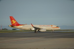 xxxxxzさんが、静岡空港で撮影した天津航空 A320-232の航空フォト(飛行機 写真・画像)