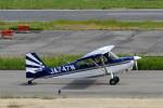 Gambardierさんが、岡南飛行場で撮影した日本法人所有 8KCAB Super Decathlonの航空フォト(写真)