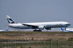 tsubasa0624さんが、羽田空港で撮影したキャセイパシフィック航空 777-367/ERの航空フォト(飛行機 写真・画像)