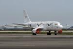 tsubasa0624さんが、羽田空港で撮影したグローバル・ジェット・ルクセンブルク A319-115CJの航空フォト(写真)