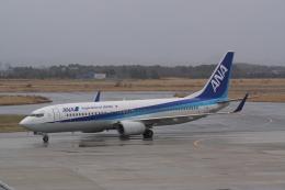 HEATHROWさんが、米子空港で撮影した全日空 737-881の航空フォト(飛行機 写真・画像)