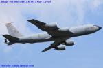 Chofu Spotter Ariaさんが、厚木飛行場で撮影したアメリカ空軍 KC-135R Stratotanker (717-148)の航空フォト(飛行機 写真・画像)