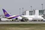 Yagamaniaさんが、新千歳空港で撮影したタイ国際航空 787-8 Dreamlinerの航空フォト(写真)