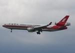 tsukatakuさんが、成田国際空港で撮影した上海国際貨運航空 MD-11Fの航空フォト(写真)