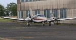 littlewingさんが、龍ケ崎飛行場で撮影したフジ・インバック PA-34-220T Seneca IIIの航空フォト(写真)