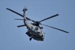 tsubasa0624さんが、厚木飛行場で撮影したアメリカ海軍 MH-60S Knighthawk (S-70A)の航空フォト(写真)