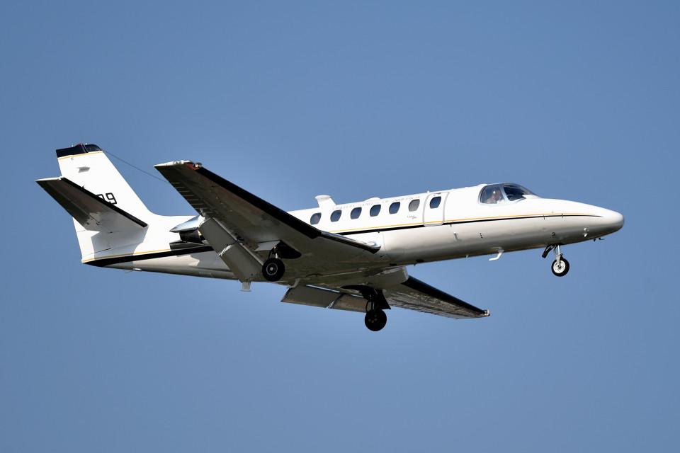 tsubasa0624さんのアメリカ海軍 Cessna 560 Citation V/Ultra/Encore (60109) 航空フォト