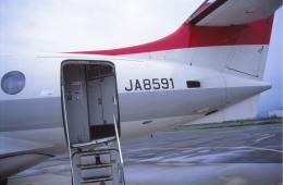 kumagorouさんが、広島西飛行場で撮影したジェイ・エア BAe-3217 Jetstream Super 31の航空フォト(写真)