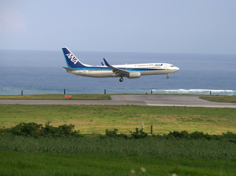 Mame @ TYOさんの全日空 Boeing 737-800 (JA56AN) 航空フォト
