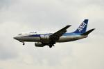 tsubasa0624さんが、成田国際空港で撮影したANAウイングス 737-54Kの航空フォト(飛行機 写真・画像)