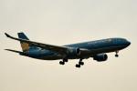 tsubasa0624さんが、成田国際空港で撮影したベトナム航空 A330-223の航空フォト(写真)