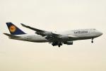 tsubasa0624さんが、成田国際空港で撮影したルフトハンザドイツ航空 747-430の航空フォト(写真)