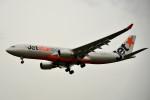 tsubasa0624さんが、成田国際空港で撮影したジェットスター A330-202の航空フォト(飛行機 写真・画像)