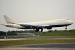 tsubasa0624さんが、成田国際空港で撮影したポーラーエアカーゴ 747-87UF/SCDの航空フォト(写真)