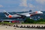 RUSSIANSKIさんが、デンパサール国際空港で撮影したジェットスター 787-8 Dreamlinerの航空フォト(飛行機 写真・画像)