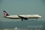 かみきりむしさんが、関西国際空港で撮影したマカオ航空 A321-231の航空フォト(写真)