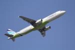 ANA744Foreverさんが、成田国際空港で撮影したエアプサン A321-131の航空フォト(飛行機 写真・画像)