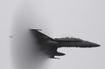花田花男さんが、岩国空港で撮影したアメリカ海兵隊 F/A-18D Hornetの航空フォト(写真)