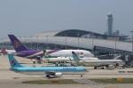 ハピネスさんが、関西国際空港で撮影した大韓航空 737-9B5の航空フォト(飛行機 写真・画像)