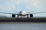 RUSSIANSKIさんが、デンパサール国際空港で撮影したガルーダ・インドネシア航空 777-3U3/ERの航空フォト(飛行機 写真・画像)