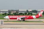 ドンムアン空港 - Don Muang Airport [DMK/VTBD]で撮影されたエアアジア・エックス - AirAsia X [D7/XAX]の航空機写真