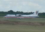 Quihuboさんが、ラス・アメリカス空港で撮影したアメリカン・イーグル ATR-72-212の航空フォト(飛行機 写真・画像)