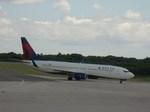 Quihuboさんが、ラス・アメリカス空港で撮影したデルタ航空 737-832の航空フォト(飛行機 写真・画像)