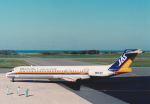 kumagorouさんが、新潟空港で撮影した日本エアシステム MD-87 (DC-9-87)の航空フォト(写真)