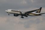 ほっくんさんが、羽田空港で撮影したシンガポール航空 777-212/ERの航空フォト(写真)