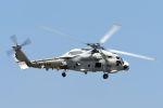 うめやしきさんが、厚木飛行場で撮影した海上自衛隊 SH-60Jの航空フォト(飛行機 写真・画像)