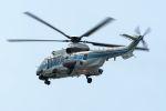 うめやしきさんが、厚木飛行場で撮影した海上保安庁 EC225LP Super Puma Mk2+の航空フォト(写真)