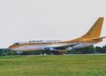 kumagorouさんが、仙台空港で撮影したエアファスト インドネシア 737-247の航空フォト(飛行機 写真・画像)