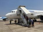 maixxさんが、ワットタイ国際空港で撮影したラオス国営航空 A320-214の航空フォト(写真)