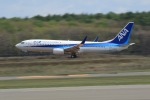 かちこさんが、新千歳空港で撮影した全日空 737-881の航空フォト(写真)