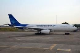 RUSSIANSKIさんが、アディスマルモ国際空港で撮影したガルーダ・インドネシア航空 A330-243の航空フォト(写真)