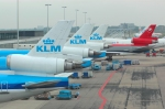 RUSSIANSKIさんが、アムステルダム・スキポール国際空港で撮影したKLMオランダ航空 MD-11の航空フォト(飛行機 写真・画像)