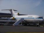 ゴンタさんが、ペインフィールド空港で撮影したユナイテッド航空の航空フォト(写真)