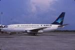 Fuseyaさんが、スカルノハッタ国際空港で撮影したガルーダ・インドネシア航空 737-205Cの航空フォト(写真)