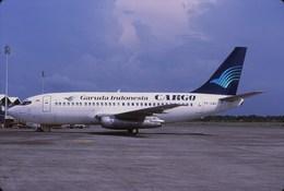 Fuseyaさんが、スカルノハッタ国際空港で撮影したガルーダ・インドネシア航空 737-205Cの航空フォト(飛行機 写真・画像)