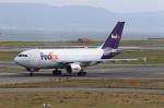 T.Sazenさんが、関西国際空港で撮影したフェデックス・エクスプレス A310-324/ET(F)の航空フォト(飛行機 写真・画像)