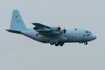 うめやしきさんが、厚木飛行場で撮影した航空自衛隊 C-130H Herculesの航空フォト(写真)
