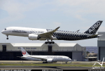 Peter Hoさんが、台湾桃園国際空港で撮影したエアバス A350-941XWBの航空フォト(写真)