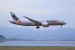 T.Sazenさんが、関西国際空港で撮影したジェットスター 787-8 Dreamlinerの航空フォト(飛行機 写真・画像)