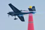 パンダさんが、幕張海浜公園で撮影したカナダ企業所有 Edge 540 V3の航空フォト(飛行機 写真・画像)
