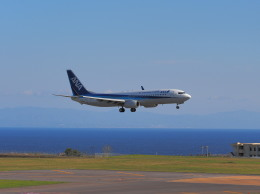 bobochanさんが、函館空港で撮影した全日空 737-881の航空フォト(飛行機 写真・画像)