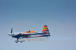 パンダさんが、幕張海浜公園で撮影したサザン・エアクラフト・コンサルタント Edge 540 V2の航空フォト(飛行機 写真・画像)